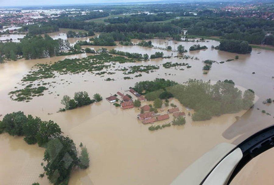 Poplave v Srbiji