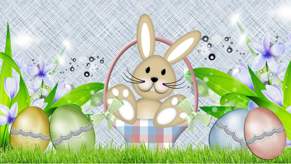 We wish you happy Easter Holidays :-)
