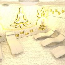 3D dizajn Salt room Solni tempelj