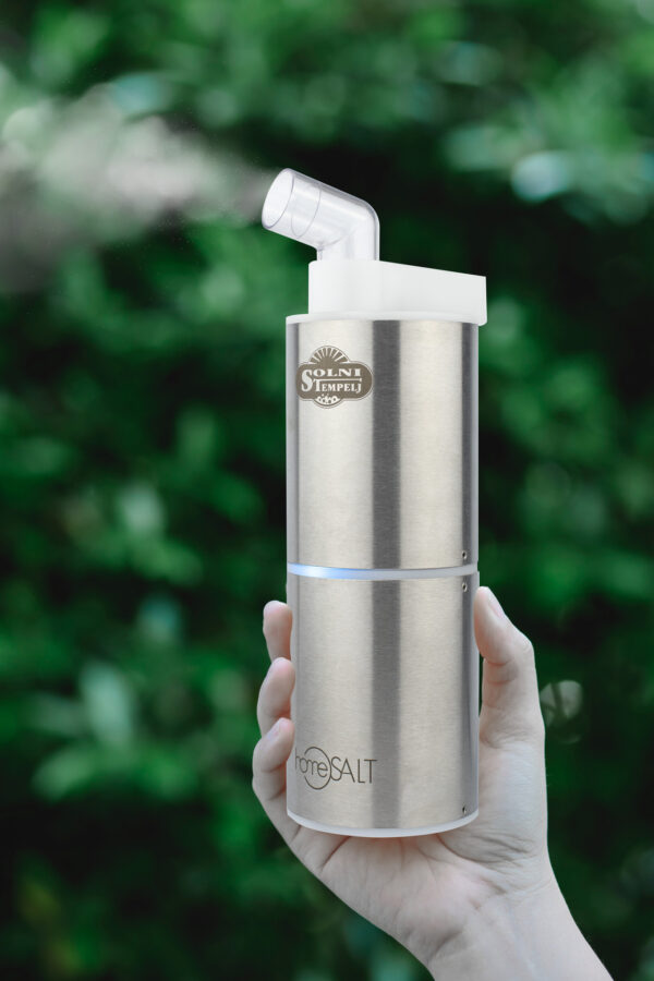 Halogenerator Homesalt for home salt therapy nature