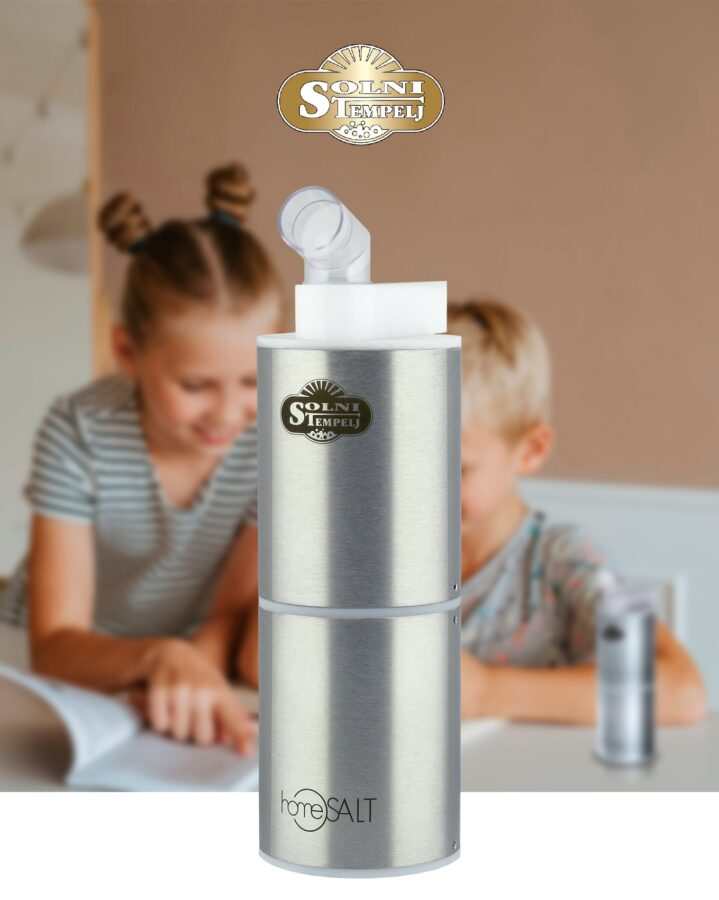 Halogenerator Homesalt for home salt therapy